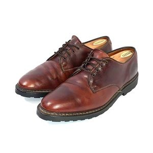 Allen Edmonds Fulton Mens Brown Leather Oxford